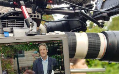 TV Cameraploeg bij MedicoHelp