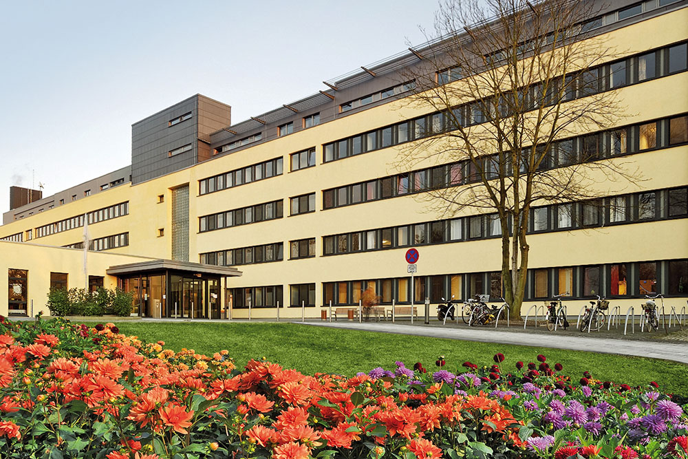 ziekenhuis Helios Hüls